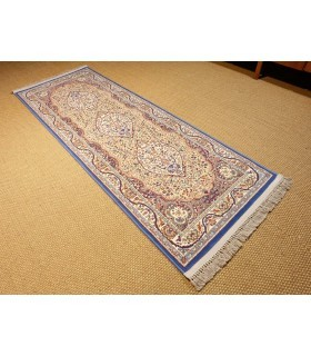 Persia 820. Color Azul. Pasillo 90x250 cm.