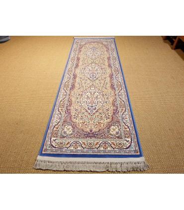 Persia 820. Color Azul. Pasillo 90x250 cm.