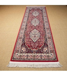 Persia 820. Color Grana. Pasillo 90x250 cm.