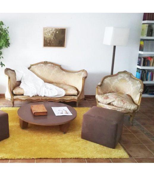 Maxi 8. Color Amarillo. Foto de cliente