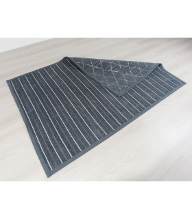 Norder Rombos. Alfombra Reversible y Lavable.