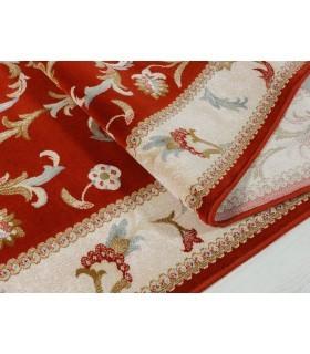 Byzan 542. Color Granate. Pasillo 70x250 cm.