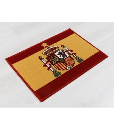 Color 07. Tapetes 40x60. Bandera de España