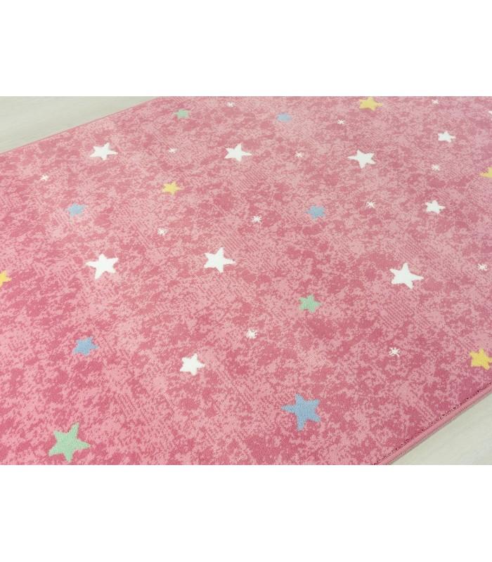 Estrellas. Color Rosa.