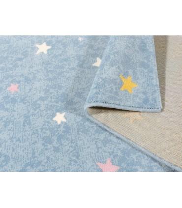 Estrellas. Color Azul.