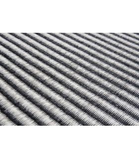 Tatami. Alfombra de fibra de papel y algodón.