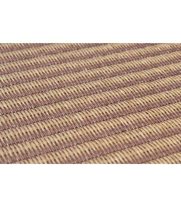 Tatami. Alfombra de fibra de papel y algodón. Color 2.