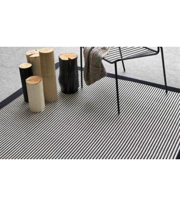 Tatami. Alfombra de fibra de papel y algodón. Color 15. Ambiente.