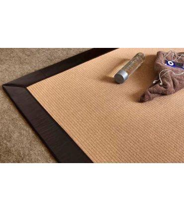 Tatami. Alfombra de fibra de papel y algodón. Color 1. Ambiente.