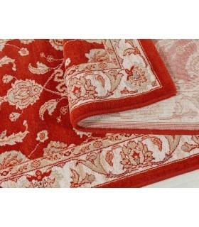 Valverde 07.  Color Rojo. Medida Pasillo.