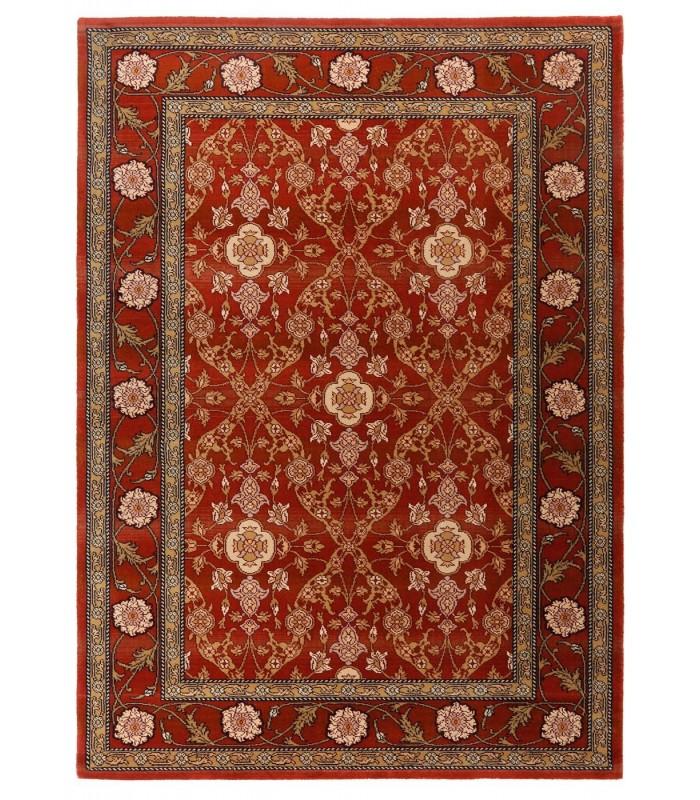 Ávila Rojo. Alfombra de lana Outlet 170x240.