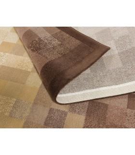 Squares 14. Alfombra de lana 170x240.