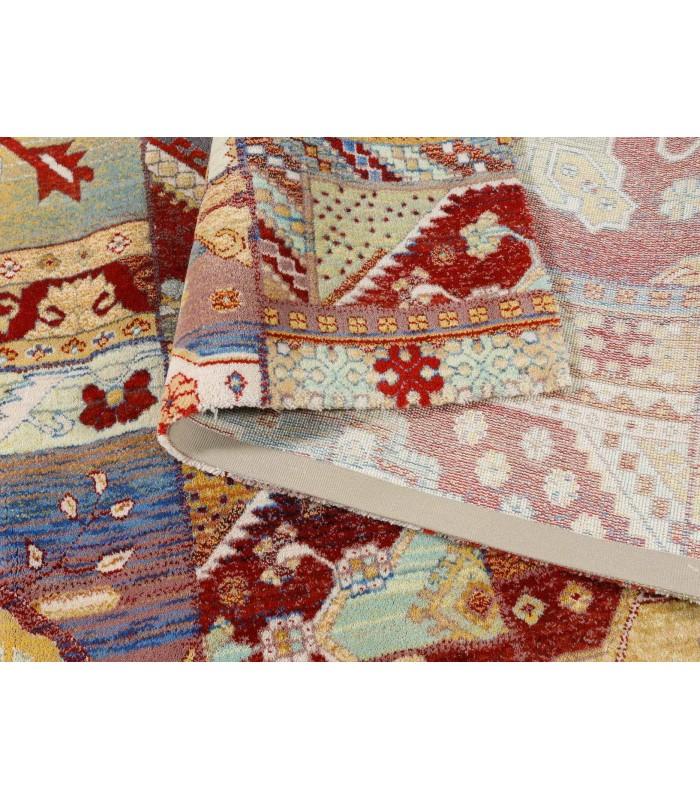 Patch 306. Alfombra de lana 170x240.