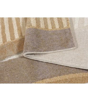 Angola 02. Alfombra de lana y lino 170x235.