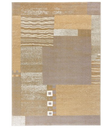 Mongolia 14. Alfombra de lana y lino 170x235.