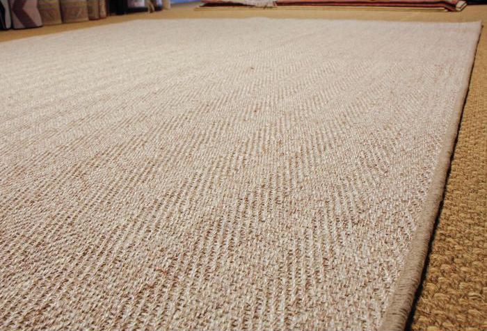 alfombras y moqueta de fibra vegetal natural de sisal