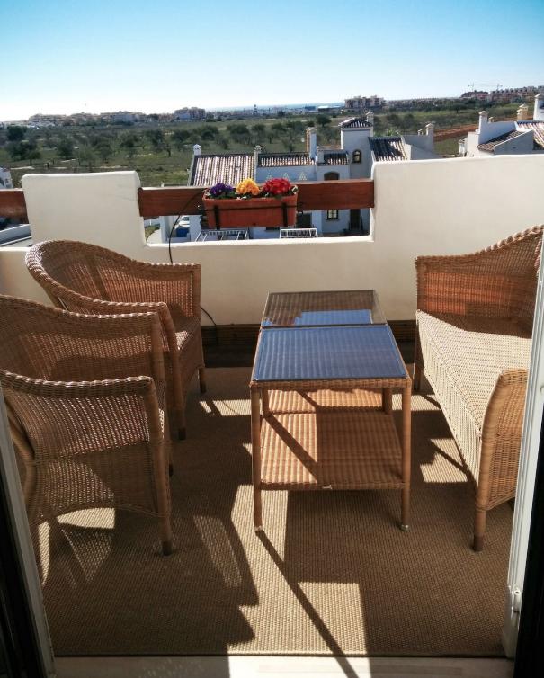 Nuestra alfombra a medida para exteriores e interiores NATURA 4507. Foto de cliente.