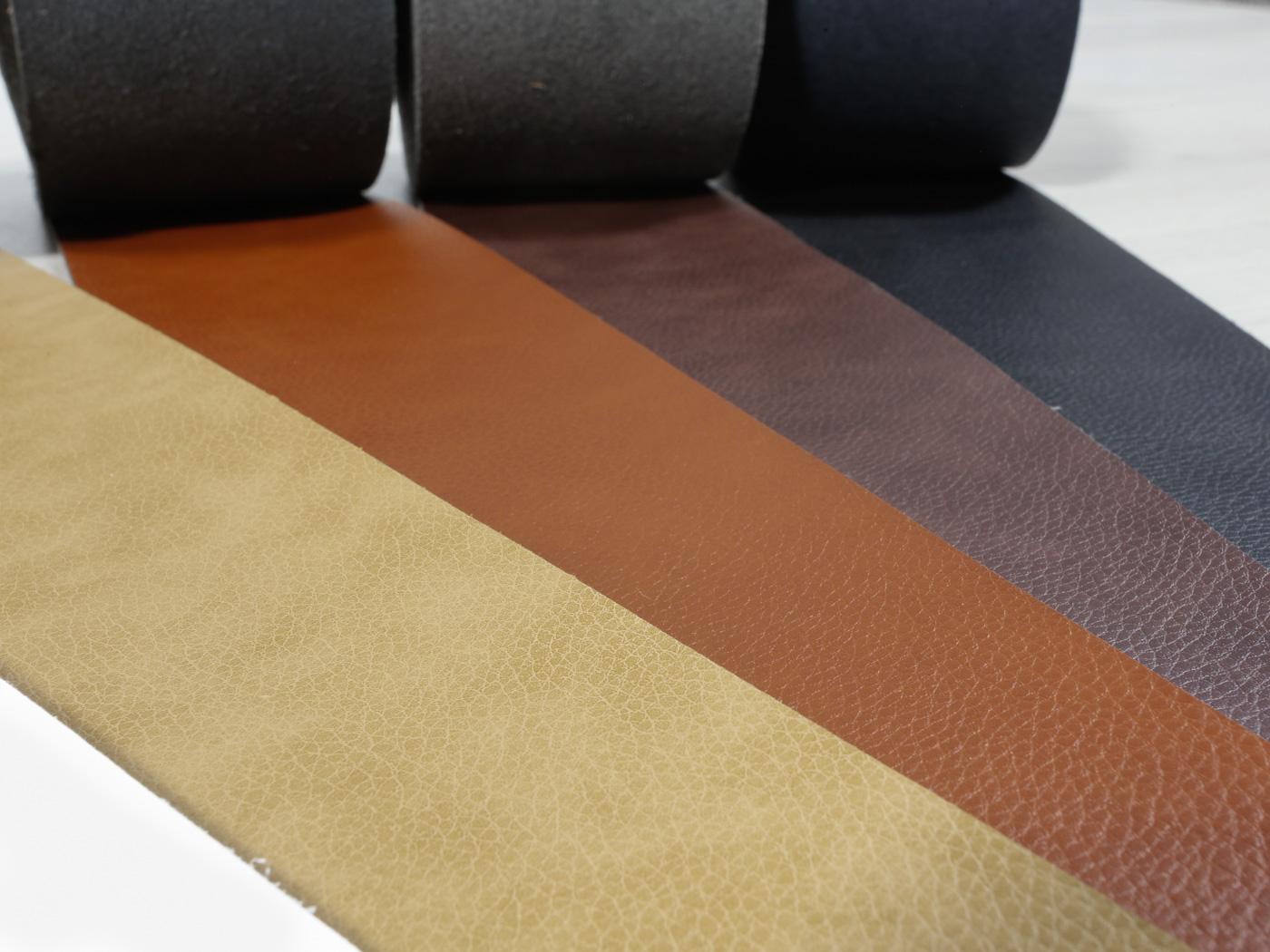 Cenefas de piel sintética de alta calidad para confeccionar alfombras a medida