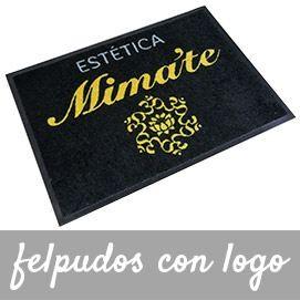 Alfombras con Logo Personalizado
