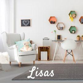 Alfombras Lisas Monocolor