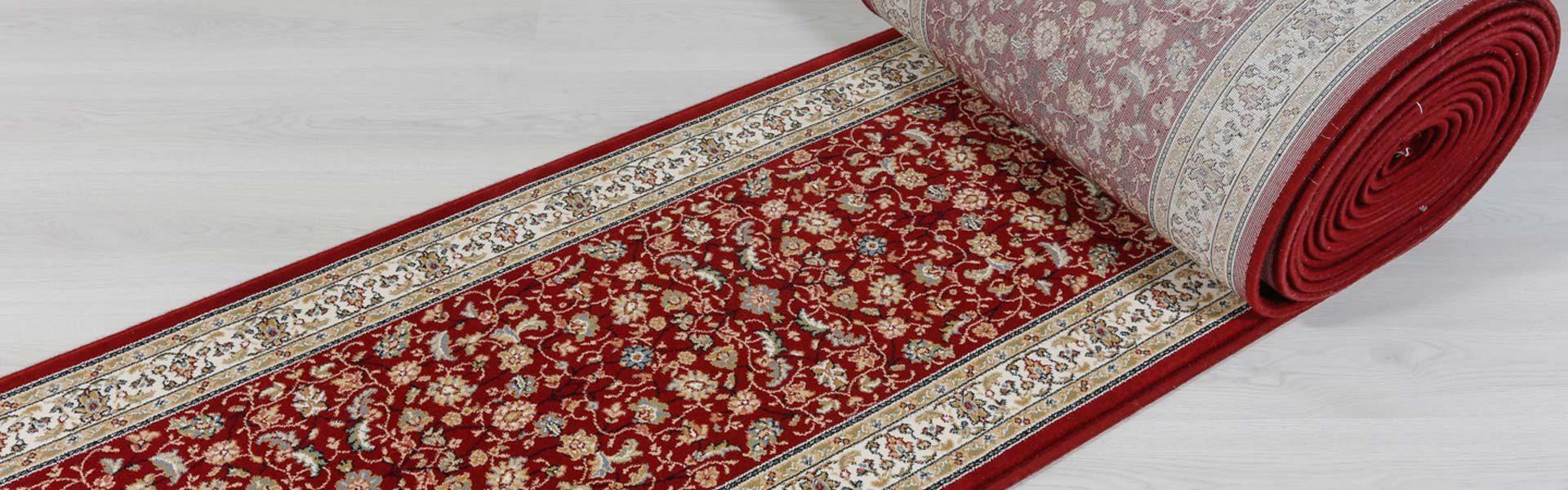 ¿Cómo se hacen las alfombras pasilleras?